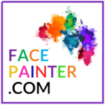 Face Painter | Facepainter.com Logo UK Lancashire Darwen